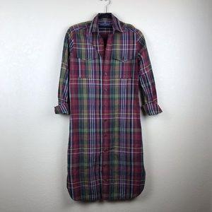 Plaid Ralph Lauren Dress